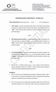 shareholder agreement template free download create With shareholder agreements template