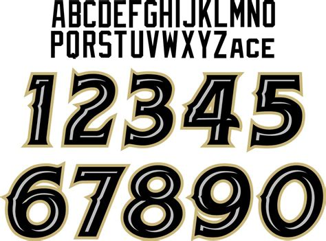 fancy font numbers www imgkid com the image kid has it