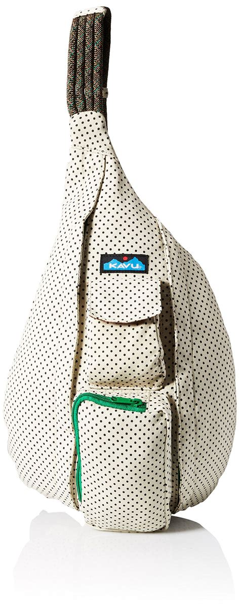amazoncom kavu rope backpack urban dots  size sports outdoors backpacks bags  bag