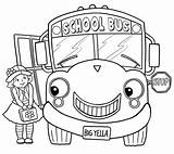 Coloring Pages Bus Printable Tayo Buses Sheets Drawing Children Poems Books Colouring Rhymes Bestcoloringpagesforkids Wheels Train Line Poetry Preschool Paper sketch template