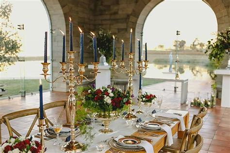 Grand Wedding Decorations - grand style hiring decor hire cape town pink book