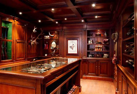 room chambre de chasse klassisch