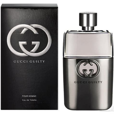 gucci guilty pour homme eau de toilette 90ml perfumes fragrances photopoint