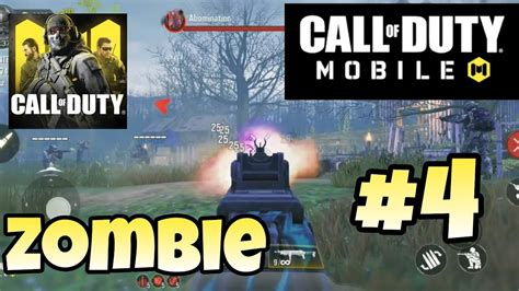 duty call mobile zombie