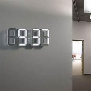 Led Uhr Wand : 1000 ideen zu wanduhren auf pinterest uhren gro e uhr und gro e wanduhren ~ Whattoseeinmadrid.com Haus und Dekorationen