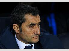 Ernesto Valverde hails Barcelona as 'the best team in the