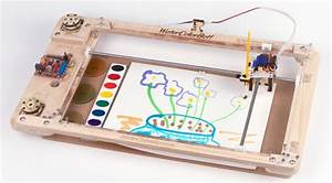 Super Awesome Sylvia's WaterColorBot