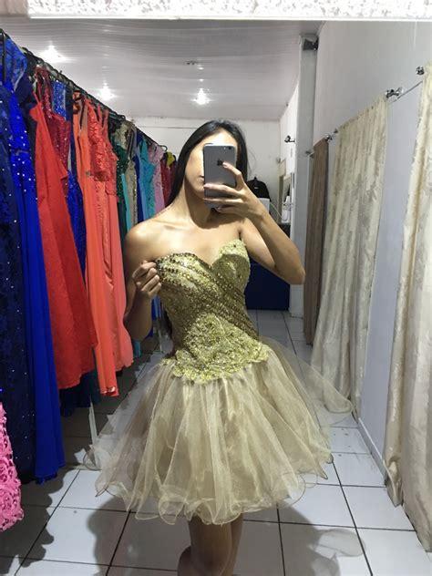 vestido de  anos dourado  em  dourado   em