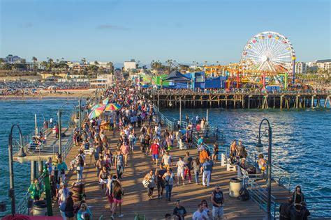 Santa monica was originally developed as a seaside retreat at the turn of the 20th century. Cosa vedere a Santa Monica, California | The LondonHer