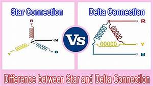 Star Connection Vs Delta Connection