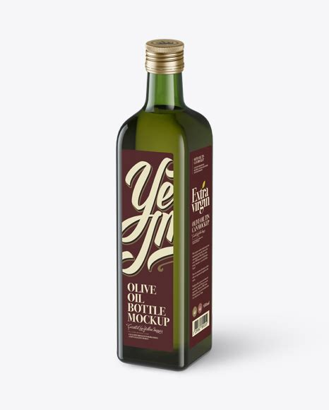 You can now use this olive oil bottle mockup to showcase your packaging design in a photorealistic look. Download 0.75L Green Glass Olive Oil Bottle Mockup ...
