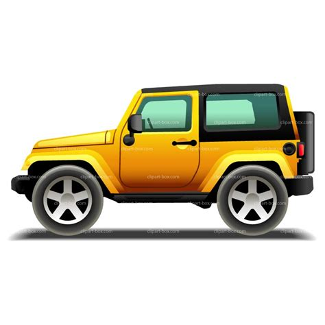 red jeep clipart image gallery jeep cartoon clip art