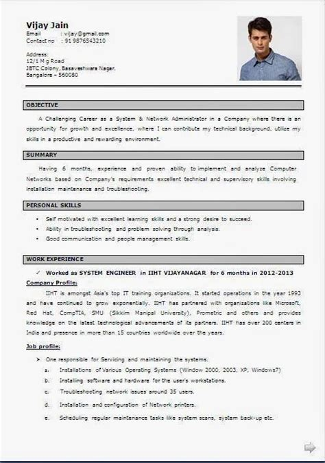 Cv Template Word Francais by Francais Curriculum Vitae Template Resume Builder Ms