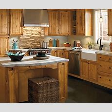 Rustic Kitchen By Aristokraft Featured Masterbrand