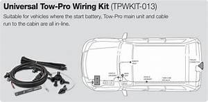 Redarc Electric Brake Controller Wiring Diagram