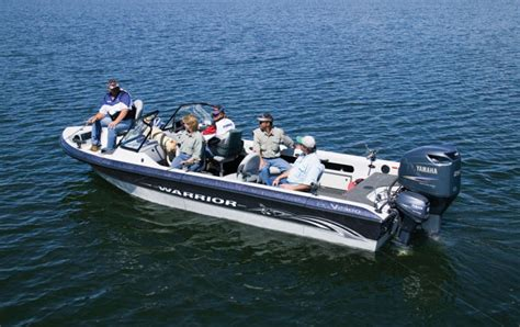 Warrior Boats by Research 2009 Warrior Boats V2300 Dc Eagle On Iboats