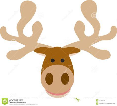 Moose Head Stock Photo  Image 14112630