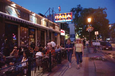 Bar Winnipeg by Nightlife Tourism Winnipeg
