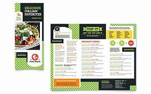 tri fold menu templates designs tri fold menus With 3 fold menu template