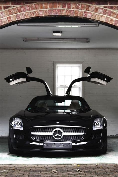 beautiful mercedes benz cars
