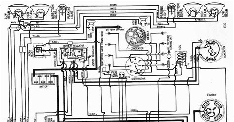 Wiring Diagram For Car Nash Ambassador