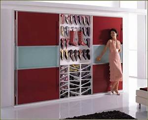 Placard à Chaussures : amenagement placard chaussures ~ Teatrodelosmanantiales.com Idées de Décoration