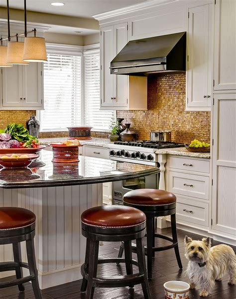 kitchen backsplash metal 20 copper backsplash ideas that add glitter and glam to 2232