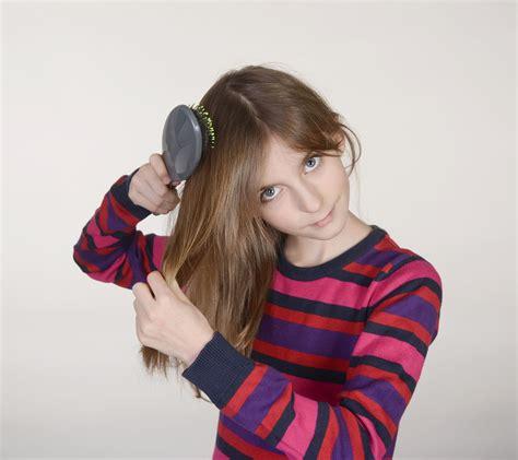 guide  cut   hair    girls