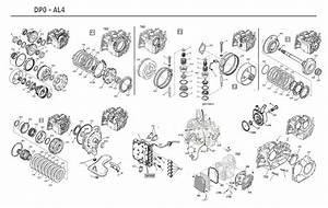 Transmission Repair Manuals Dp0  Al4