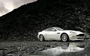 aston martin white cars hd wallpapers | Desktop ...