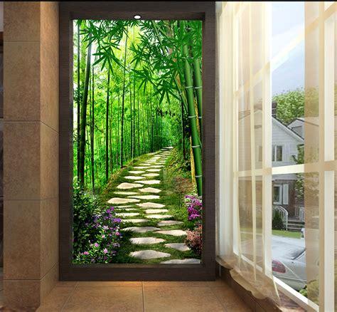 papier peint pour couloir et cage d escalier maison design bahbe
