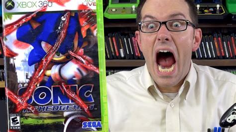 Sonic 2006 Part 2 Angry Video Game Nerd Episode 152