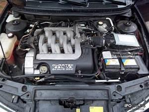 2000 Ford Mondeo V6 Environment