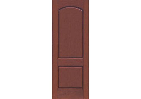 Skyline-therma-tru Rustic Two Panel Square Top