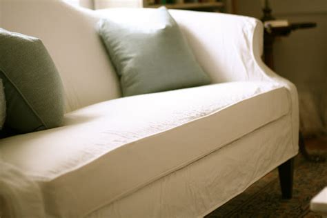 Camel Back Sofa Cover by Custom Slipcovers By Shelley White Camel Back