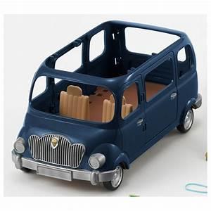 Voiture Monospace : voiture monospace sylvanian jeux jouets loisirs enfant smallable ~ Gottalentnigeria.com Avis de Voitures