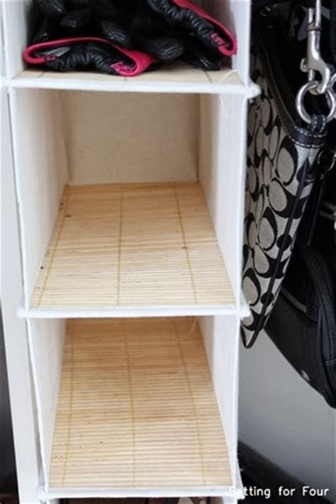 easy low cost closet storage and organization ideas