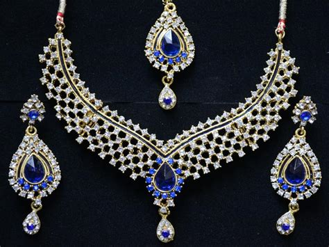 Wedding Jewelry Sets For Brides : Beautiful Bridal Necklace Sets