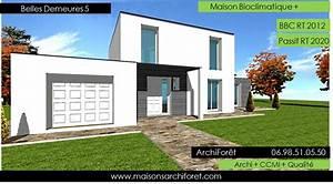 Maison toit plat et toiture terrasse bac acier ou siplast for Plan maison avec patio 11 maison toit plat et toiture terrasse bac acier ou siplast