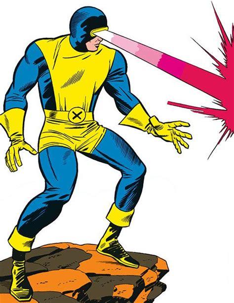 Cyclops - Marvel Comics - X-Men - Profile 1 - Character ...