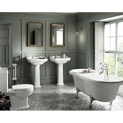 wickes hamilton  roll top bath wickescouk