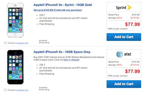 costco iphone costco now selling iphones and ipads for up to 120