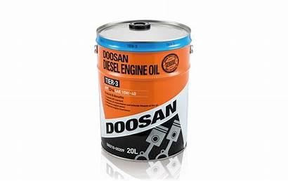 Oil Genuine Parts Doosan Engine Hydraulic Transmission
