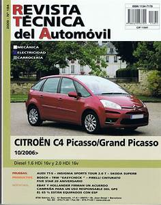 Manual De Taller Y Mecanica Citroen C4 Picasso  Gran