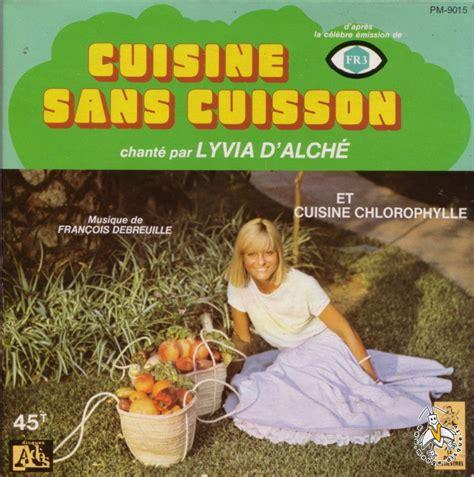 cuisine sans cuisson disque séries tv et dessins animés cuisine sans cuisson