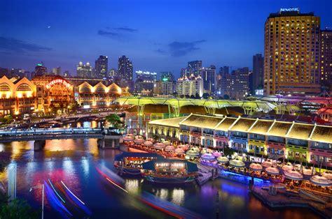 Clarke Quay Singapore  Most Complete Guide  Credso Singapore