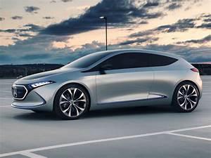 Mercedes Classe B Electrique : images officielles de mercedes benz concept eqa future classe a lectrique ~ Medecine-chirurgie-esthetiques.com Avis de Voitures