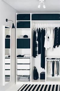Ideen Begehbarer Kleiderschrank : die besten 25 pax kleiderschrank ideen auf pinterest ikea pax ikea pax kleiderschrank und ~ Markanthonyermac.com Haus und Dekorationen