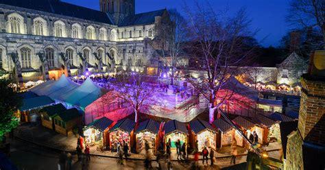 festive spirit   winchester christmas