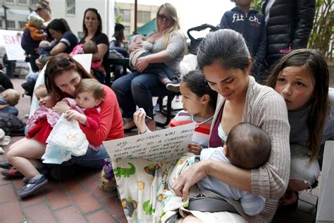 San Francisco Requires Clean Space For Breastfeeding